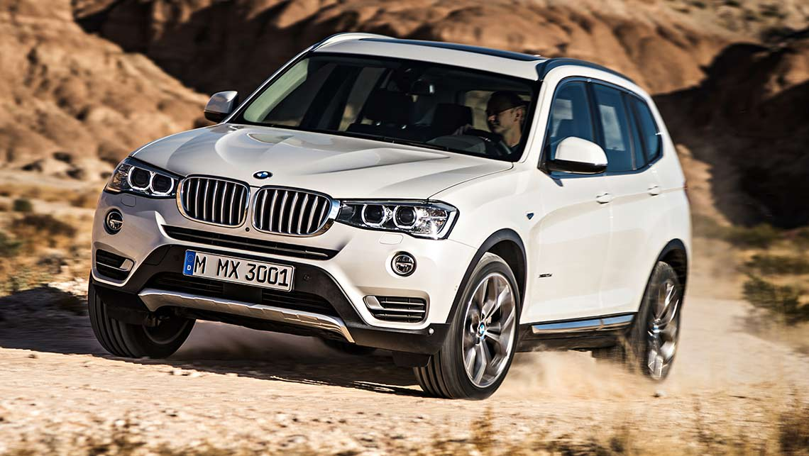 Bmw X3 2014 Review Carsguide