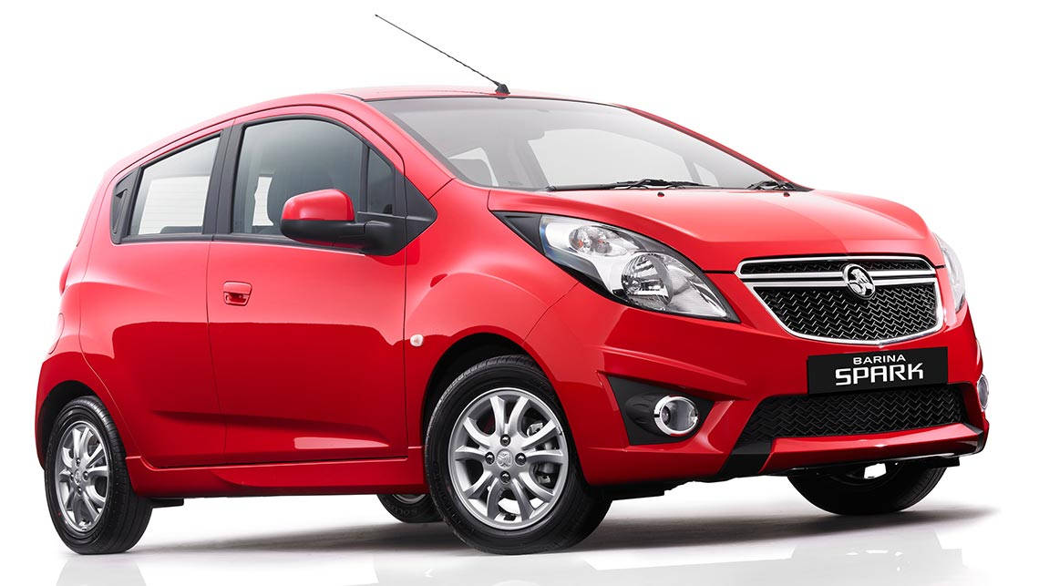 Used Holden Barina Spark Review 2010 2012 Carsguide