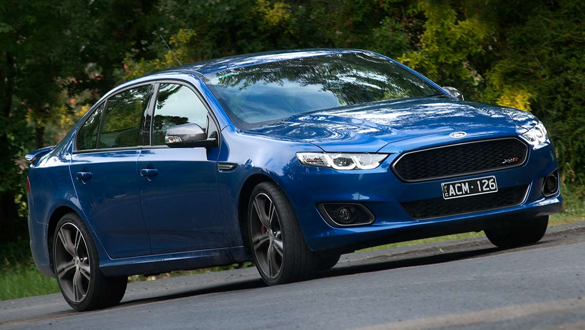 Falcons For Sale >> Ford Falcon XR8 2015 review | CarsGuide