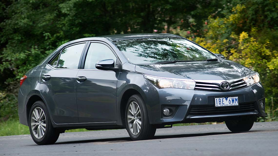 toyota corolla is australia 39 s best selling car in 2014 car news carsguide. Black Bedroom Furniture Sets. Home Design Ideas