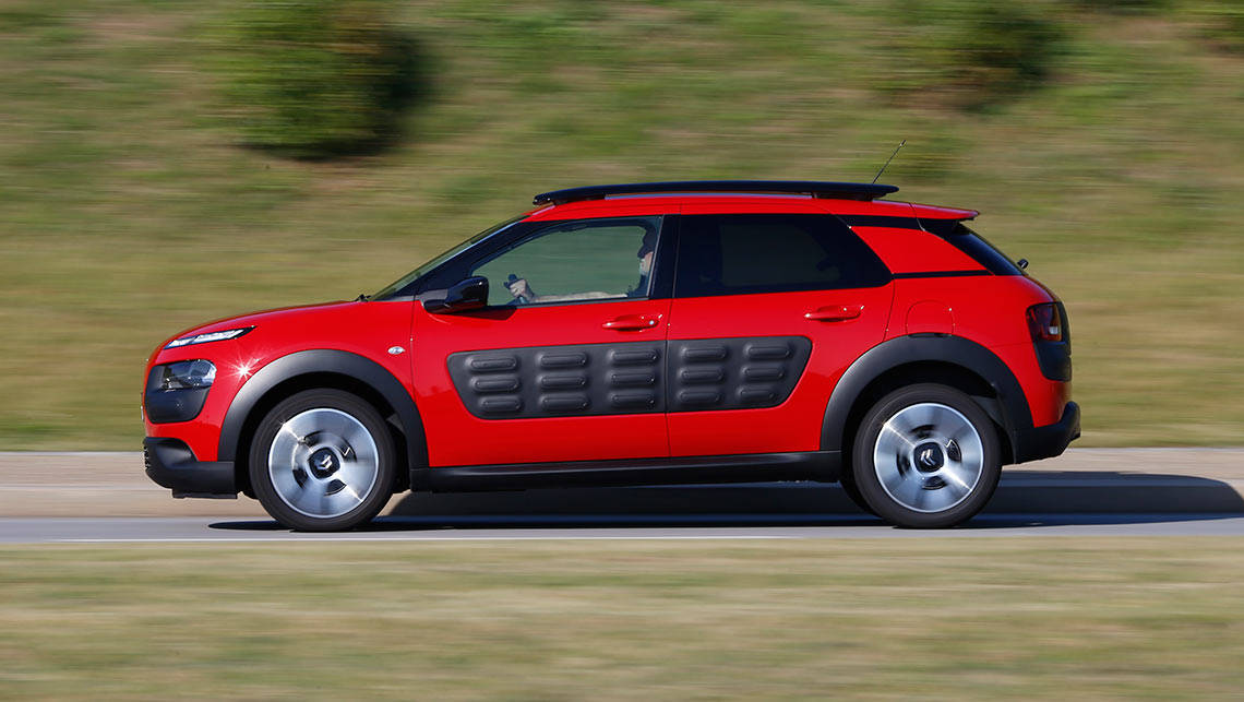 citroen c4 cactus 2016 review carsguide. Black Bedroom Furniture Sets. Home Design Ideas