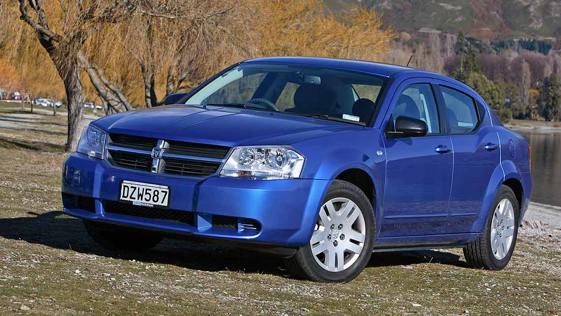 Used Dodge Avenger Review 2007 2010 Carsguide