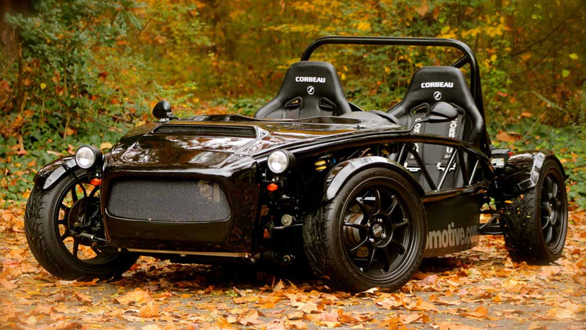 Exomotive Exocet Review 2014 Carsguide