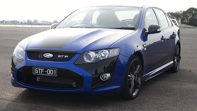 Fpv Gt F 351 2014 Review Carsguide