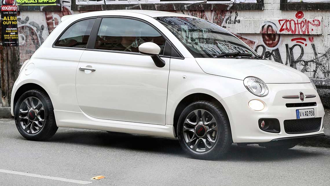 2014 Fiat 500 S Review Carsguide