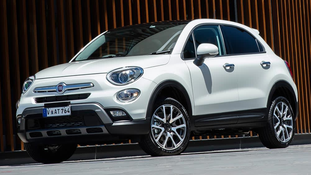 Used Car Dealer >> 2016 Fiat 500X Cross Plus review | road test | CarsGuide