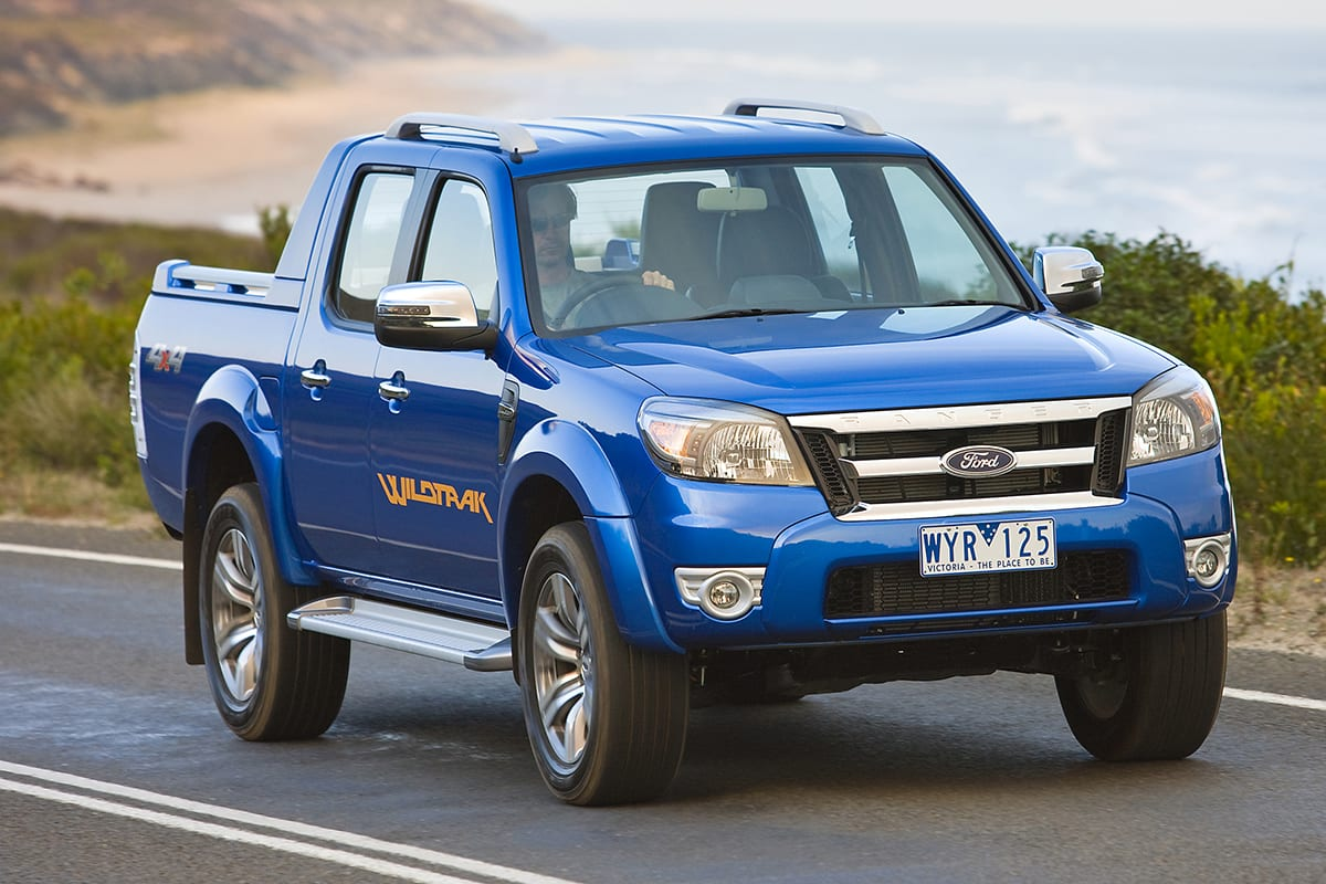 used ford ranger review 2009 2011 carsguide. Black Bedroom Furniture Sets. Home Design Ideas