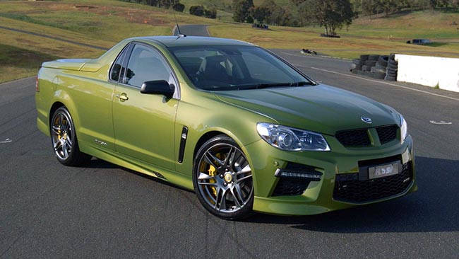 2015 Hsv Gts Maloo Confirmed Car News Carsguide