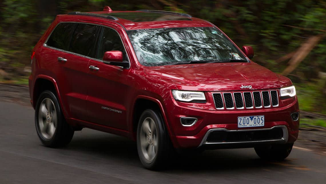 Jeep Grand Cherokee 2014 Review