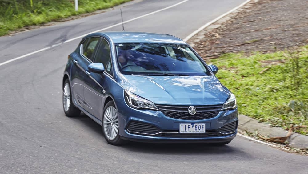 Holden Astra Hatch Pricing Cut By Up To $1700