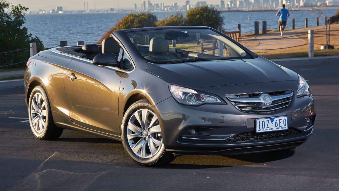 Expert Rating Reviews >> Holden Cascada 2016 review | CarsGuide