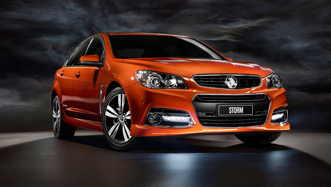 Holden Commodore Ss Storm 2014 Review Carsguide