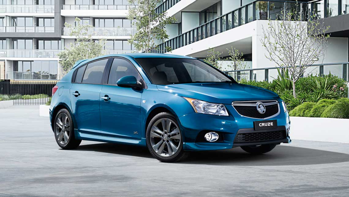 2014 Holden Cruze Z Series Review Carsguide