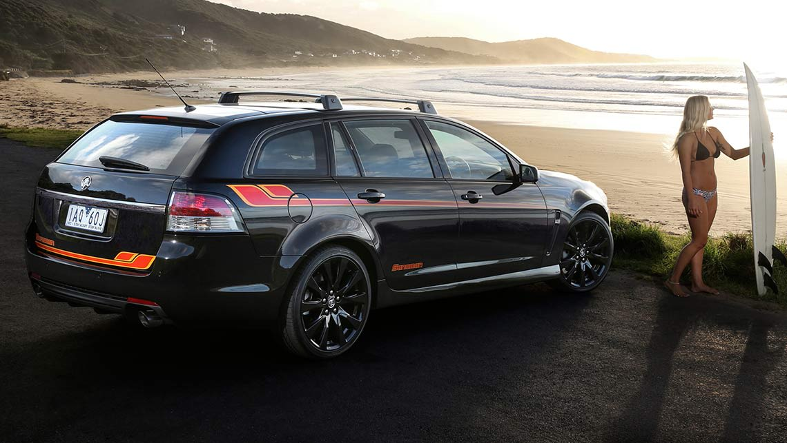 Holden Sandman Returns Car News Carsguide