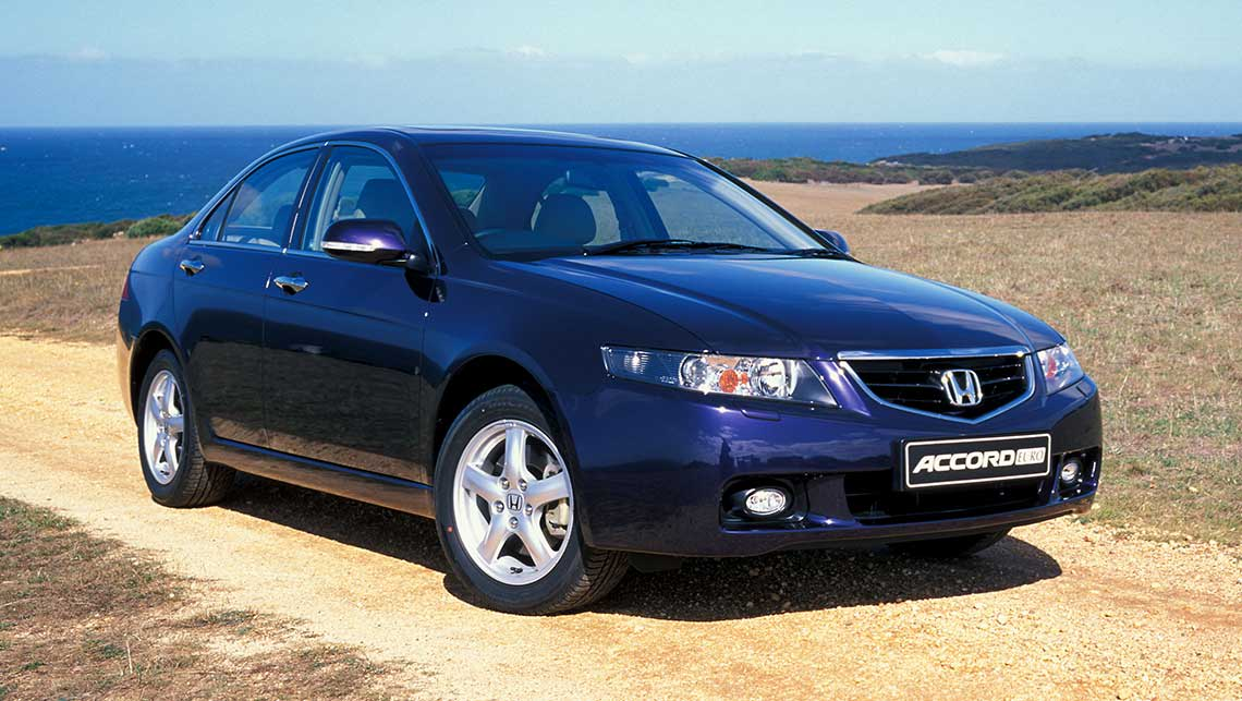 Used Honda Accord Review: 2003 2008