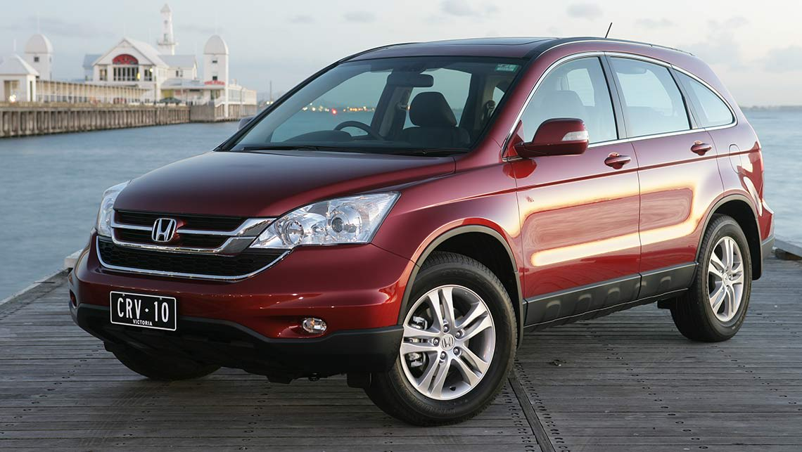Used Honda Cr V Review 2007 2012 Carsguide