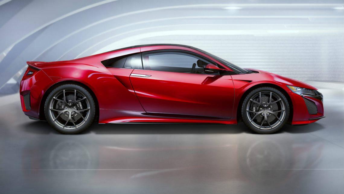 Charmant Honda NSX Delayed Again For Australia