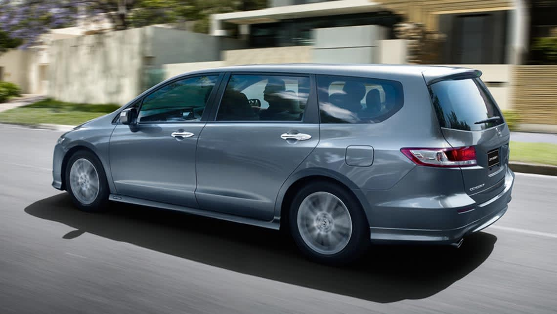 Honda Odyssey used review | 2009-2013 | CarsGuide