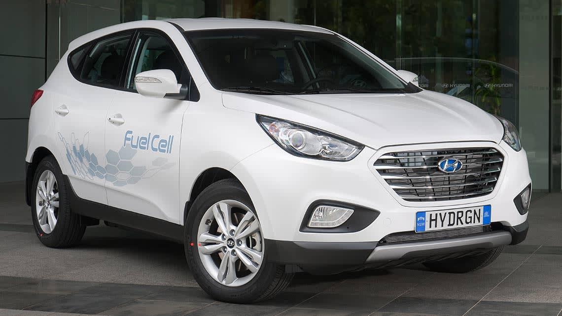 Hydrogen Power For Hyundai Car News Carsguide