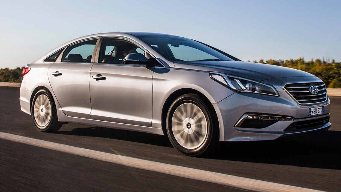 Hyundai sonata 2015 review