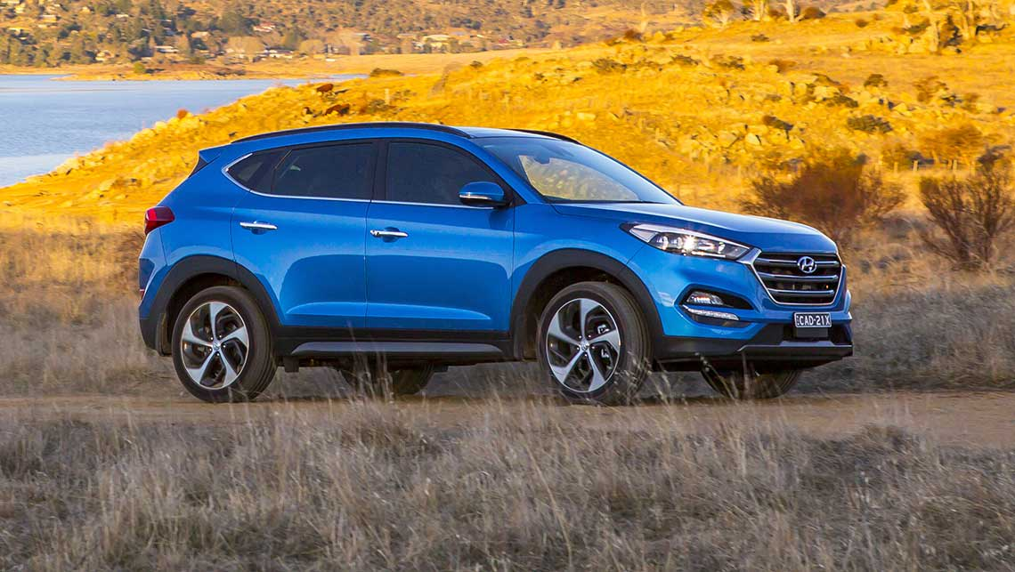 2015 hyundai tucson highlander review road test carsguide. Black Bedroom Furniture Sets. Home Design Ideas