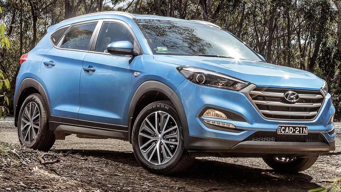 Hyundai Tucson For Sale >> 2016 Hyundai Tucson Active X review | road test | CarsGuide