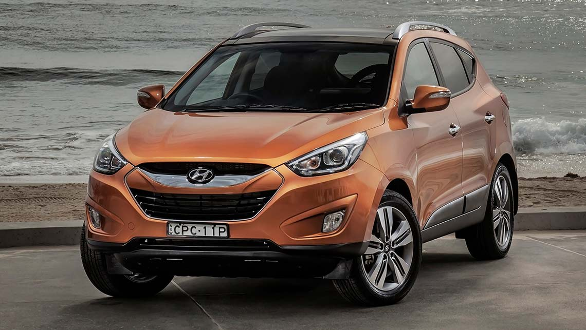 Review hyundai ix35