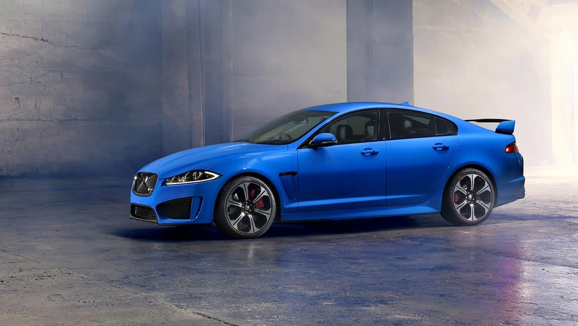 Jaguar XF 2014 Review