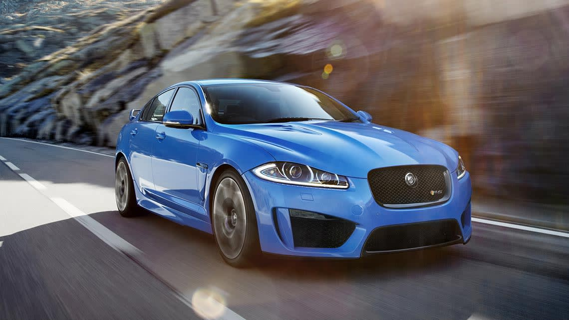 2014 Jaguar XKR-S GT Photos and Info – News – Car and Driver