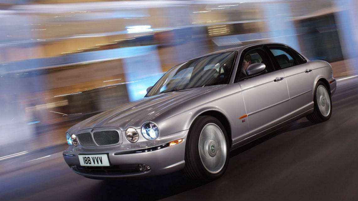 Jaguar XJ Used Review | 1994u20132014