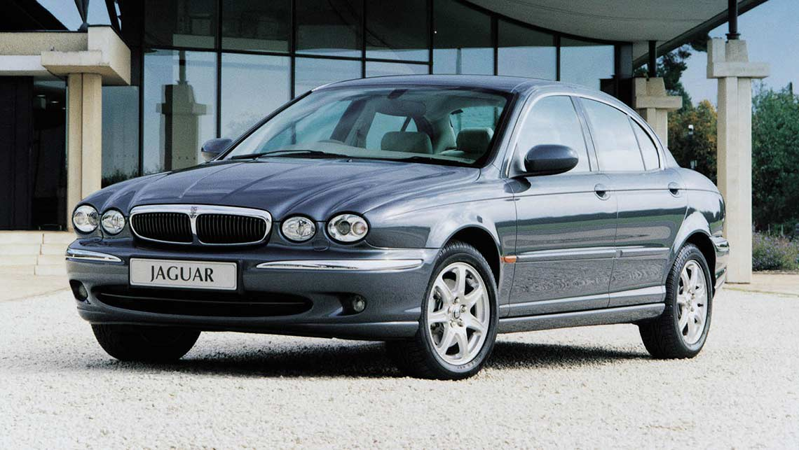 Used Jaguar X Type Review: 2002 2010