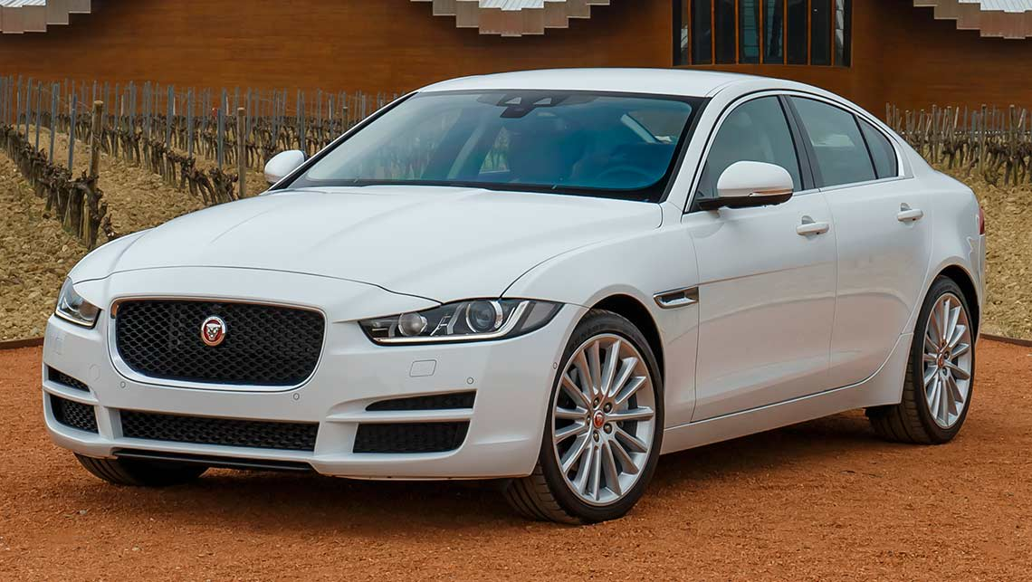 2015 Jaguar XE | New Car Sales Price