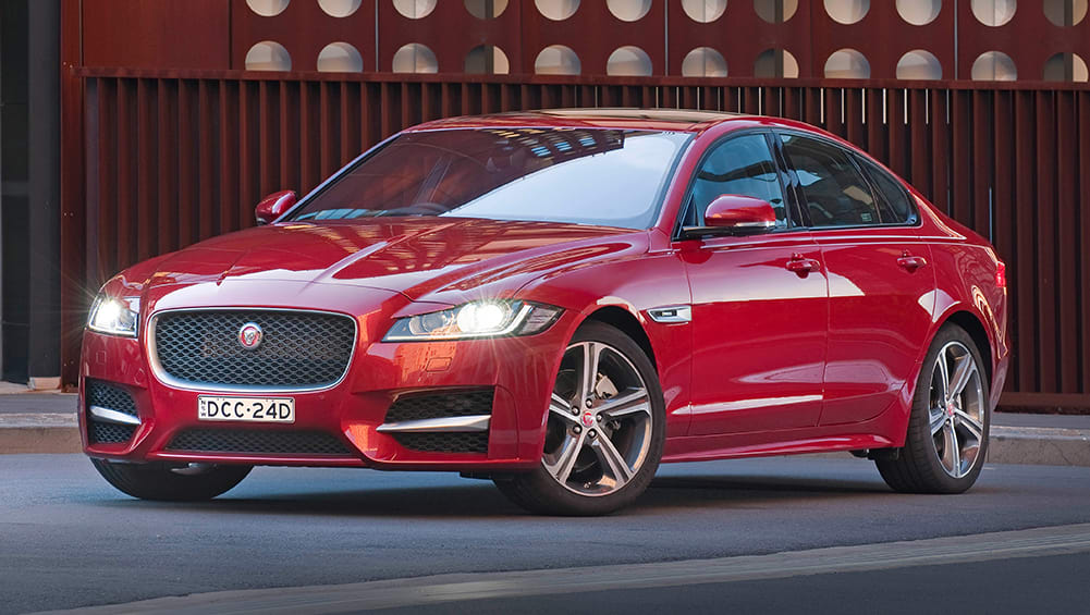jaguar xf 2019 pricing and specs revealed