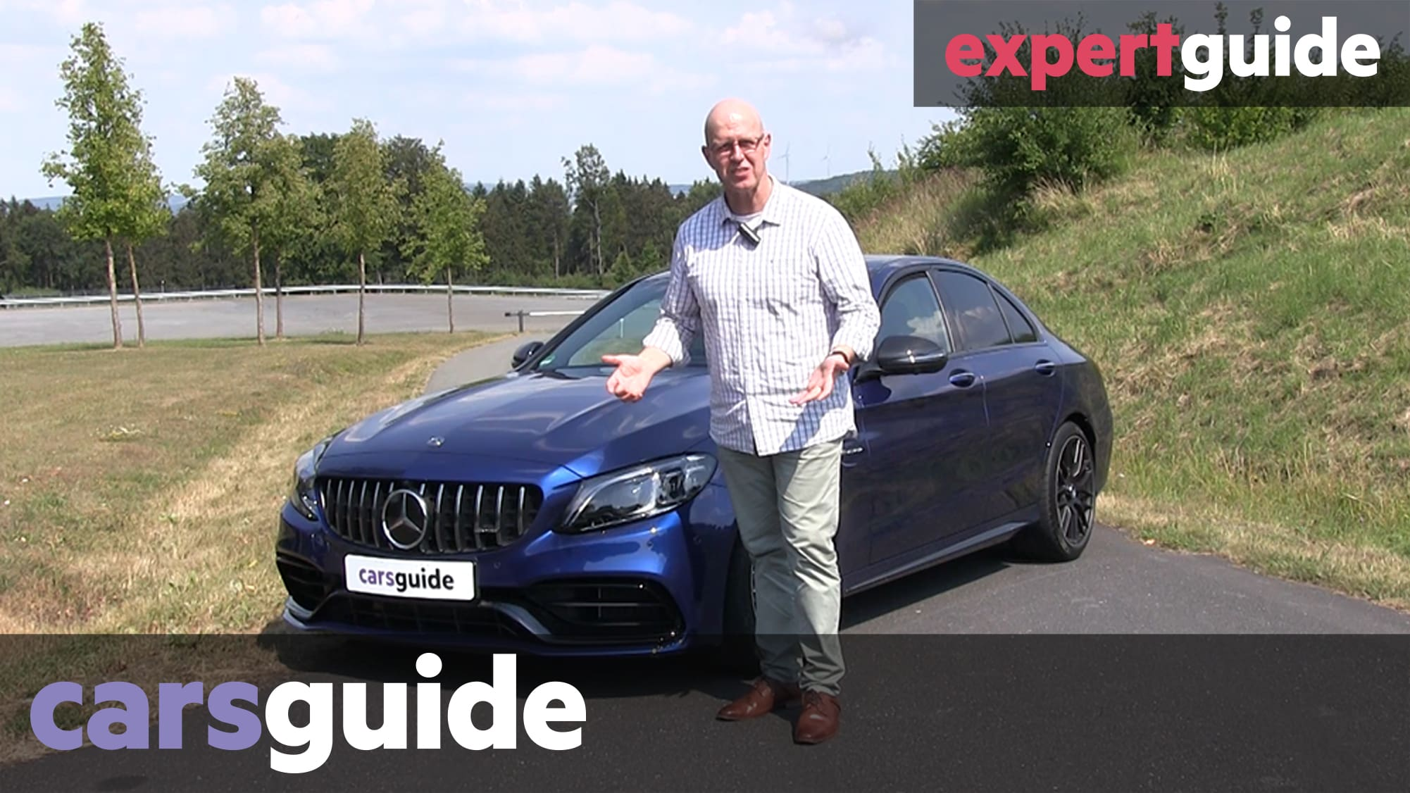 Mercedes AMG C63 2018 review