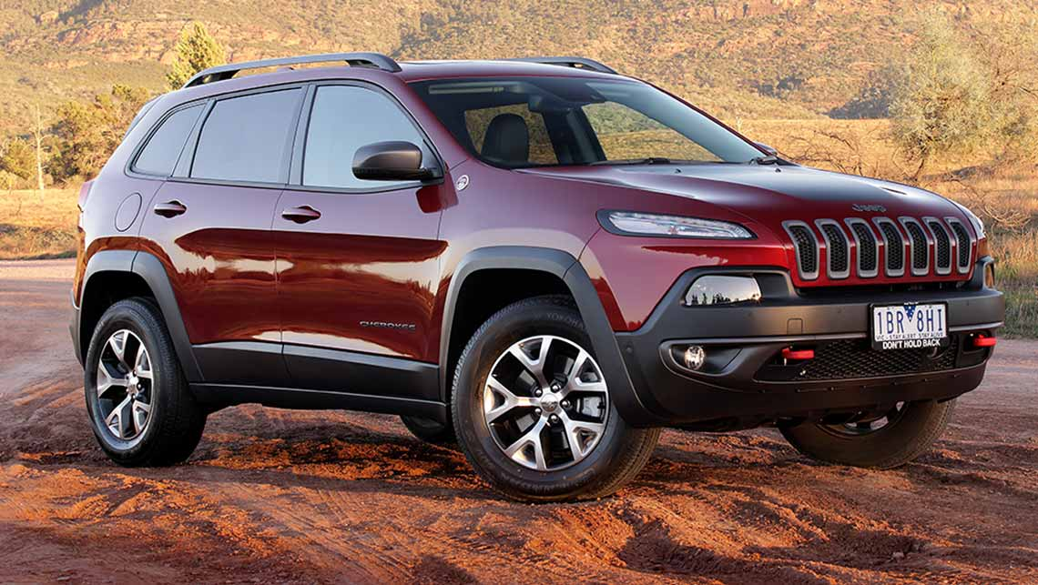 Jeep cherokee trailhawk review australia