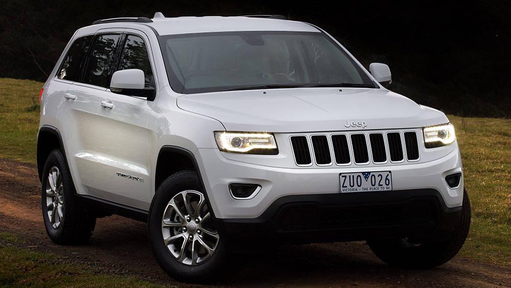 Jeep Grand Cherokee Laredo diesel 2016 review   CarsGuide