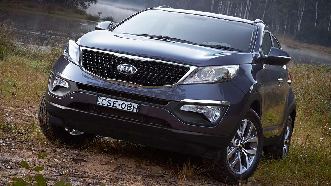 2014 Kia Sportage Si Premium 2WD