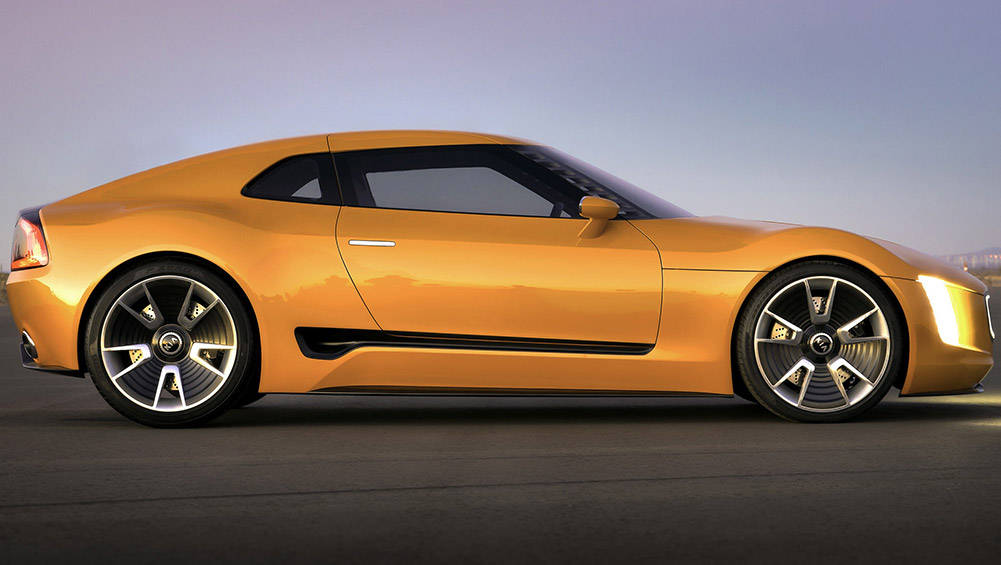 Kia Stinger Sports Car Will Arrive Locally In 2017 Car News