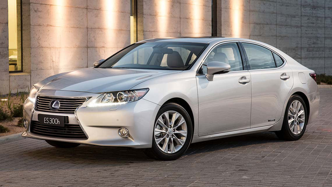 car lexus review es carsguide reviews used