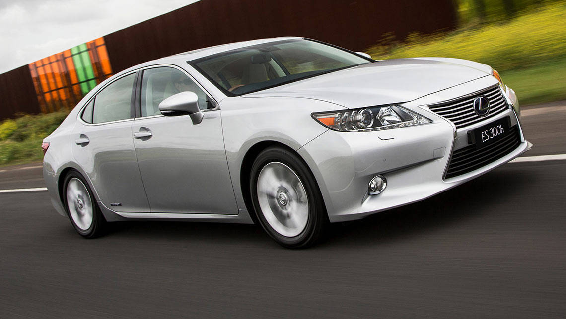 Lexus ES300h Luxury 2014 Review