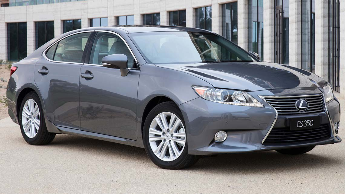 Lexus ES350 2014 Review