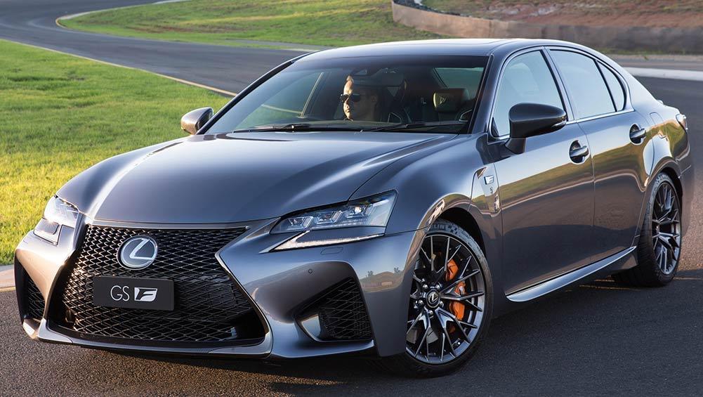Lexus Sports Cars List