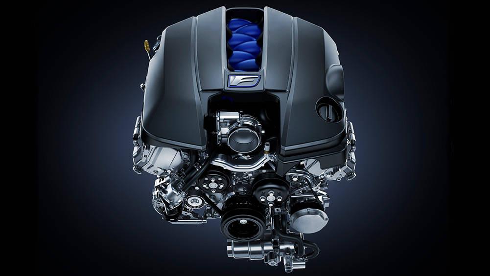 Lexus To Swap V8s For Turbo V6