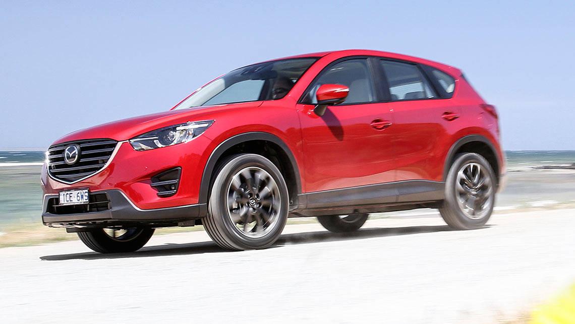 Mazda cx 5 2015 reviews