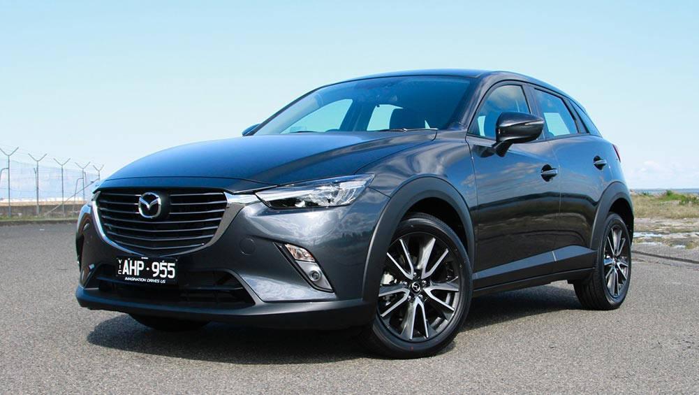 Mazda cx 3 stouring
