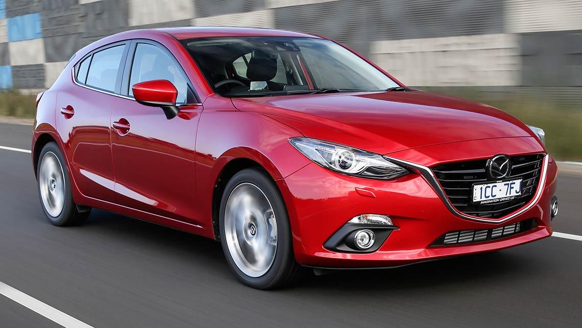 Mazda 3 XD Astina 2014 Review