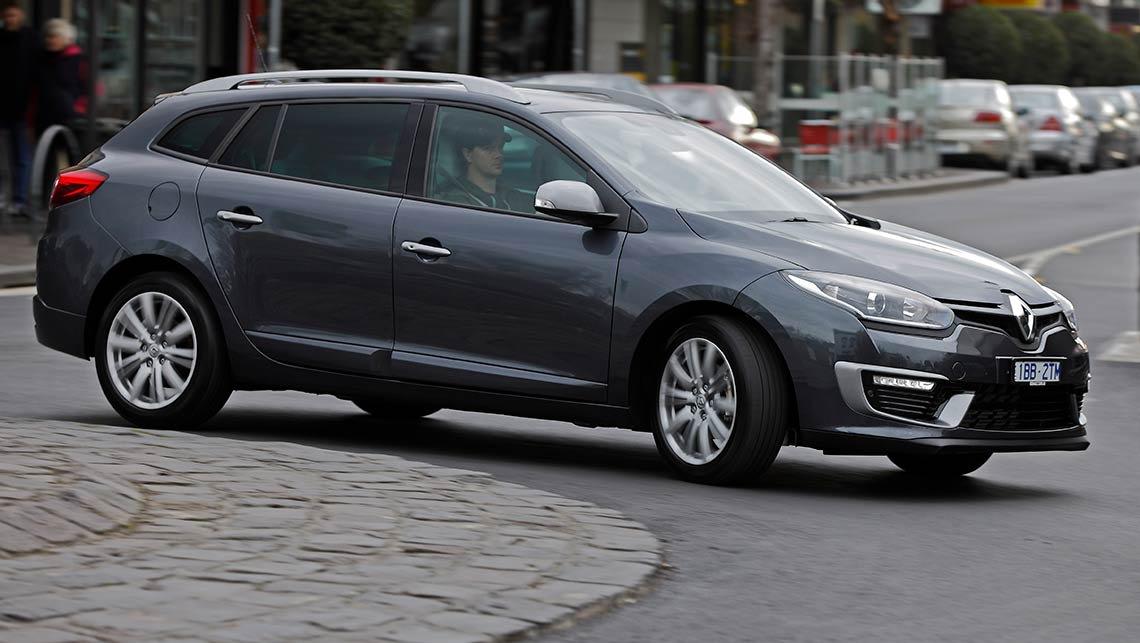 Renault megane wagon