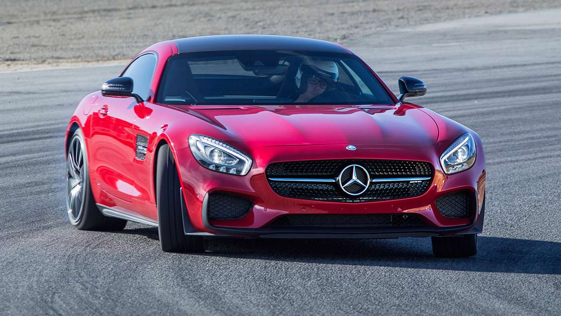 2015 Mercedes AMG GT S   New Car Sales Price