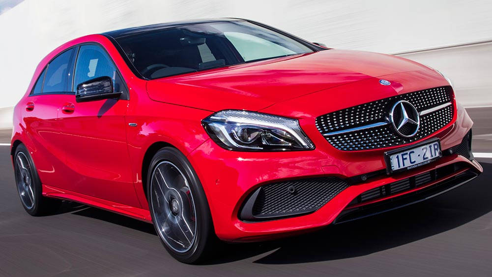 Mercedes benz a class a250 sport 4matic 2016 review for Mercedes benz a250 sport for sale