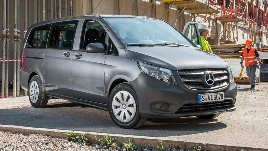 2015 Mercedes Benz Vito Detailed Car News Carsguide